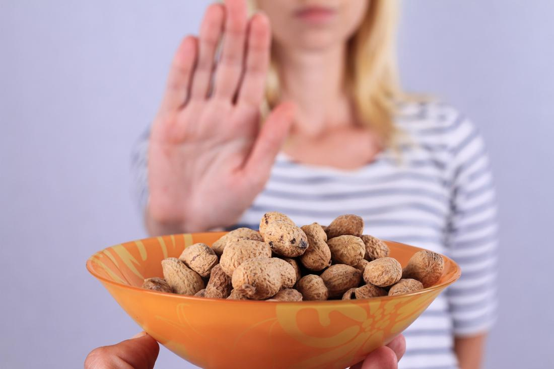 Some Antibodies Bind Nut Proteins, Some Antibodies Don't: IgE Production in the Gut Corresponds with Onset of Peanut Allergy